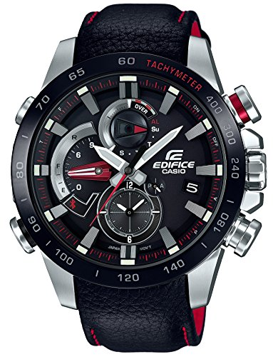 CASIO Edifice Race Lap Chronograph EQB-800BL-1AJF Mens Japan Import