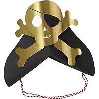 Gorro Pirata para una fiesta de cumpleaños diferente