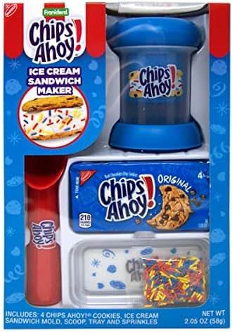 Chips Ahoy! Ice Cream Sandwich Maker Kit Gift Set