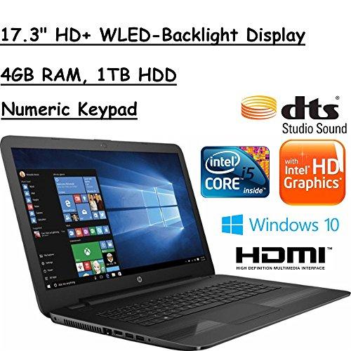 Flagship Model Hp Pavilion 17 3  Premium High Performance Laptop  1600X900   7Th Gen  Intel Core I5 7200U  4Gb Ram  1Tb Hdd  Windows 10