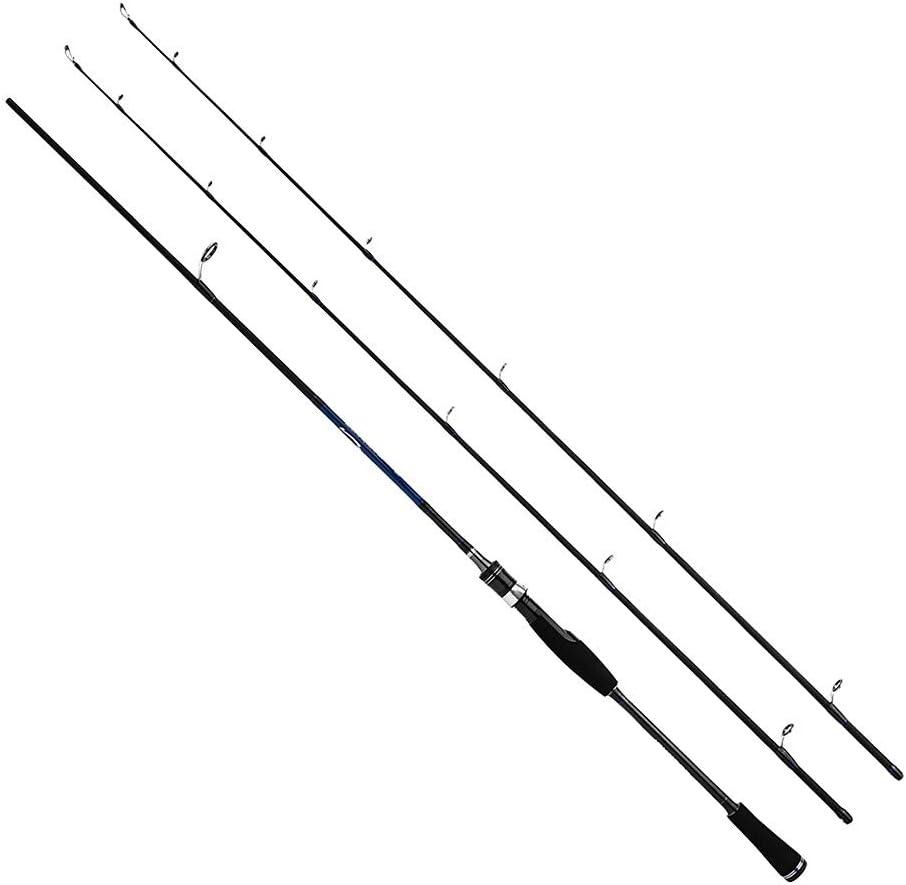Novopus:Caña de pescar Caña de Giro Carbón Pesca al Spinning ...