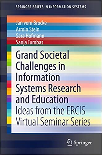 Grand Societal Challenges in Information Systems Research