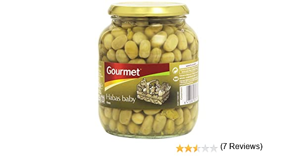 Gourmet - Habas baby - 680 g