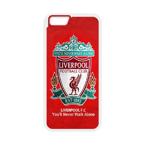 Liverpool Phone Case And One Free Tempered-Glass Screen Protector For iPhone 6,6S Plus 5.5 Inch T218346