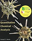 Quantitative Chemical Analysis Budget Book (Looseleaf) and Sapling Learning Access Card (6 Month), Harris, Daniel C. and Sapling, 1464114684