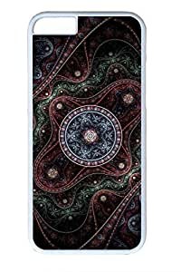 Ancient Patterns Slim Soft Cover For Iphone 4/4S Cover Case PC White Cases