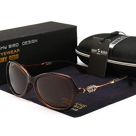 Yangjing-hl Personalidad Personalidad Gafas Gafas Gafas de ...
