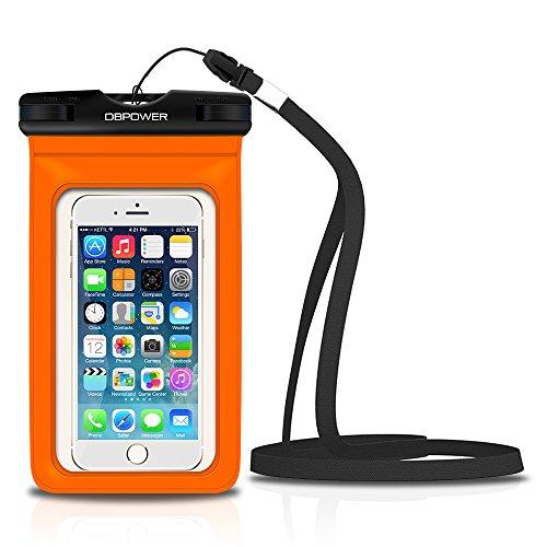 DBPOWER Universal Waterproof Phone Case