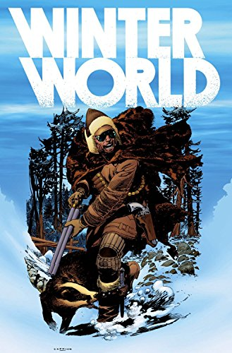 Winterworld by IDW Publishing