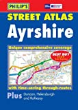 Philip's Street Atlas Ayrshire: Pocket: North, East and South (2005-03-11)