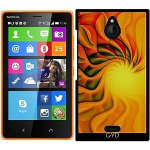 Funda para Nokia X2 - Rueda De Color by hera56