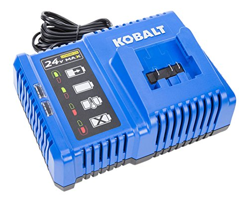 NEW! Kobalt 24-Volt Max Battery Charger for Power Tools ! Fa