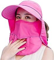 DRIONO Wide Brim Sun Hat – Multifunctional UPF 50 Protection Bucket Fishing Hat Cap