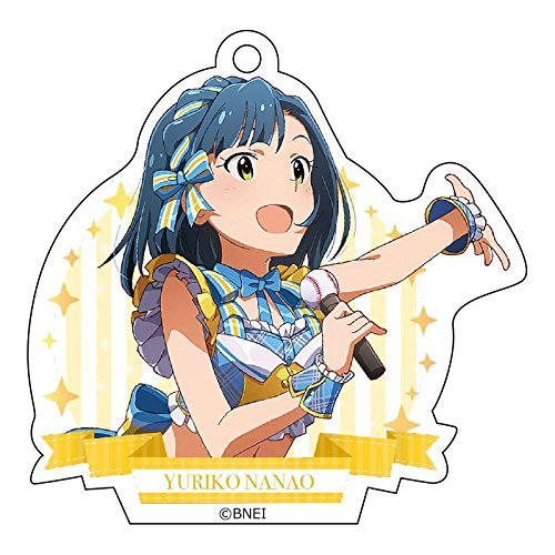 Idol Master Million Live! Trading acrylic strap vol.1 BOX products 1BOX = 10 pieces, all 10 types by Japan Import (Image #6)
