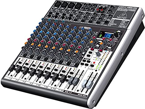 Behringer x1622usb 16 channels 10 – 200000 Hz mesa de mezclas ...