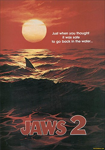 jaws 2 poster - 1