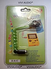 Worm Light Led Illumination for Nintendo Gameboy Color Console