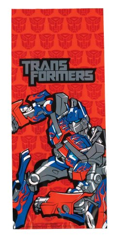 Wilton Transformers Treat Bags