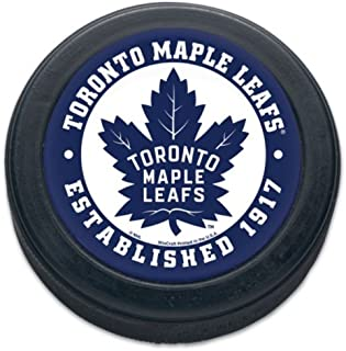 NHL Toronto Maple Leafs officielle NHL Taille officielle hockey Puck par WinCraft