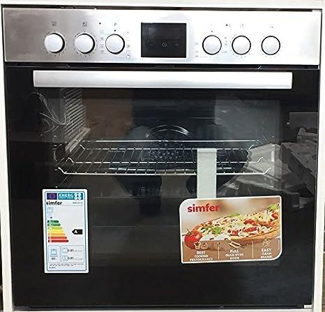 Simfer S60 Cocina de Multi Función Heiss de recirculación vitrocerámica: Amazon.es: Grandes electrodomésticos