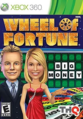 Wheel of Fortune from THQ (Video Games)