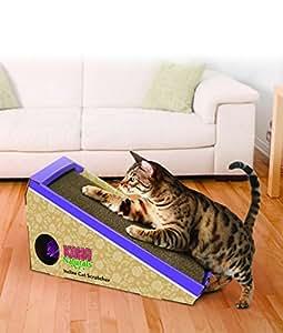 KONG Naturals Incline Scratcher Cat Toy