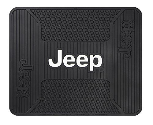 Plasticolor 001222R01 Jeep Black Utility Mat