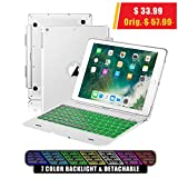 Best Keyboard With Stand Covers - New keyboard for ipad 9.7/ipad Air Keyboard Case Review