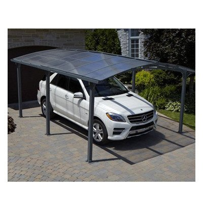 Gazebo Penguin 455006 ACAY All Season Carport with Gutter by Gazebo Penguin