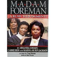 Madam Foreman