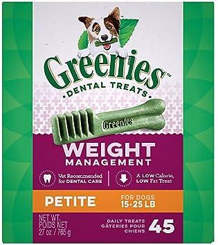 Greenies Lite Petite Dog Dental Chew