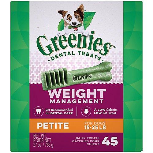 (Greenies Lite Petite Dog Dental Chew 27oz 45ct)