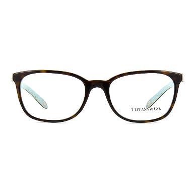 b44aed721c9f Tiffany   Co TF2109HB - 8134 Eyeglasses Havana Blue Frames 53mm at ...