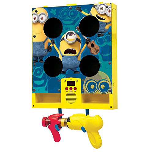 Minions Ball Blaster Game