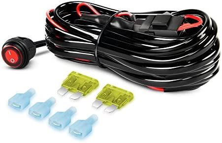Nilight Wiring Harness Switch Warranty product image