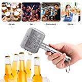 Bottle Opener - Hammer of Thor Shaped Beer Bottle