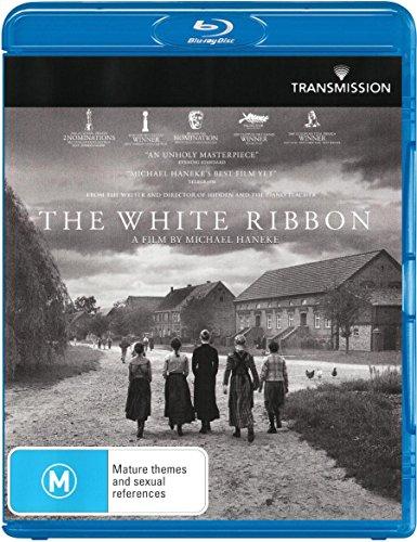 The White Ribbon | English Subtitles | NON-USA Format | Region B Import - Australia