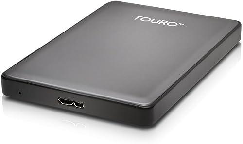 HGST 1TB Touro S 7200RPM Portable Platinum Drive review