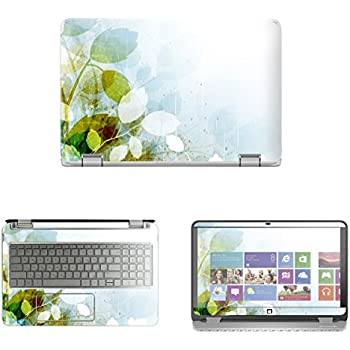 Amazon Com Protective Decal Skin Sticker For Hp Envy X360
