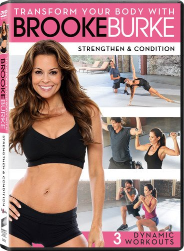Transform Your Body With Brooke Burke   Strengthen   Condition