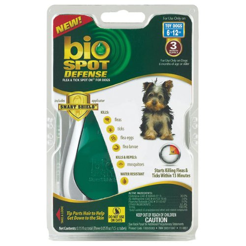 Bio Spot Defense Dog (Bio Spot Defense Spoton Dog 3mon)