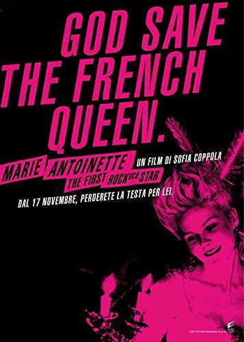 Marie Antoinette (Italian C) POSTER (11