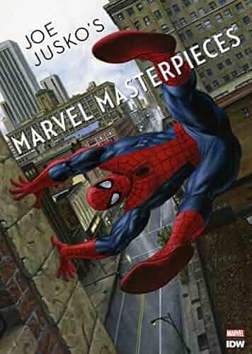 Joe Jusko's Marvel Masterpieces
