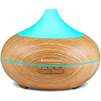 InnoGear 500ml Aromatherapy Essential Oil Diffuser Cool Mist Humidmifier
