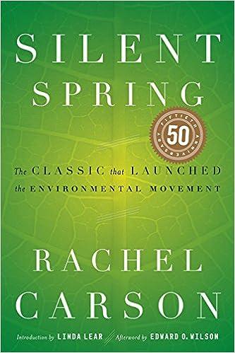 Primavera Silenciosa Rachel Carson Pdf