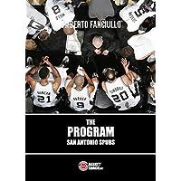 The program. San Antonio Spurs