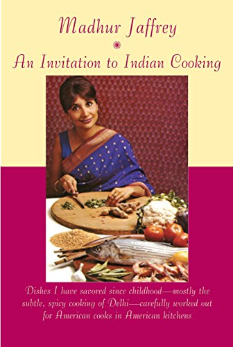 (An Invitation to Indian Cooking)
