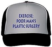 T-ShirtFrenzy Exercise: Poor Man's Plastic Surgery Trucker Hat Cap