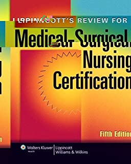 Medical surgical nursing review questions 2014 3rd edition by lippincotts review for medical surgical nursing certification lww springhouse review for medical fandeluxe Image collections