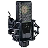 Lewitt LCT-640-TS Multi-Pattern Large Diaphragm Condenser Microphone with Shock Mount